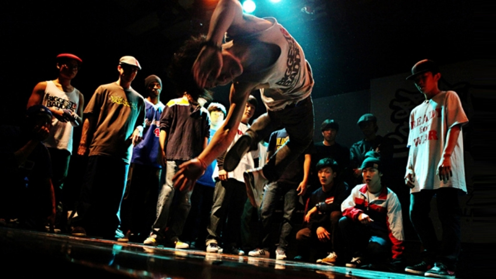 B-Boying Dance Classes in Bangalore