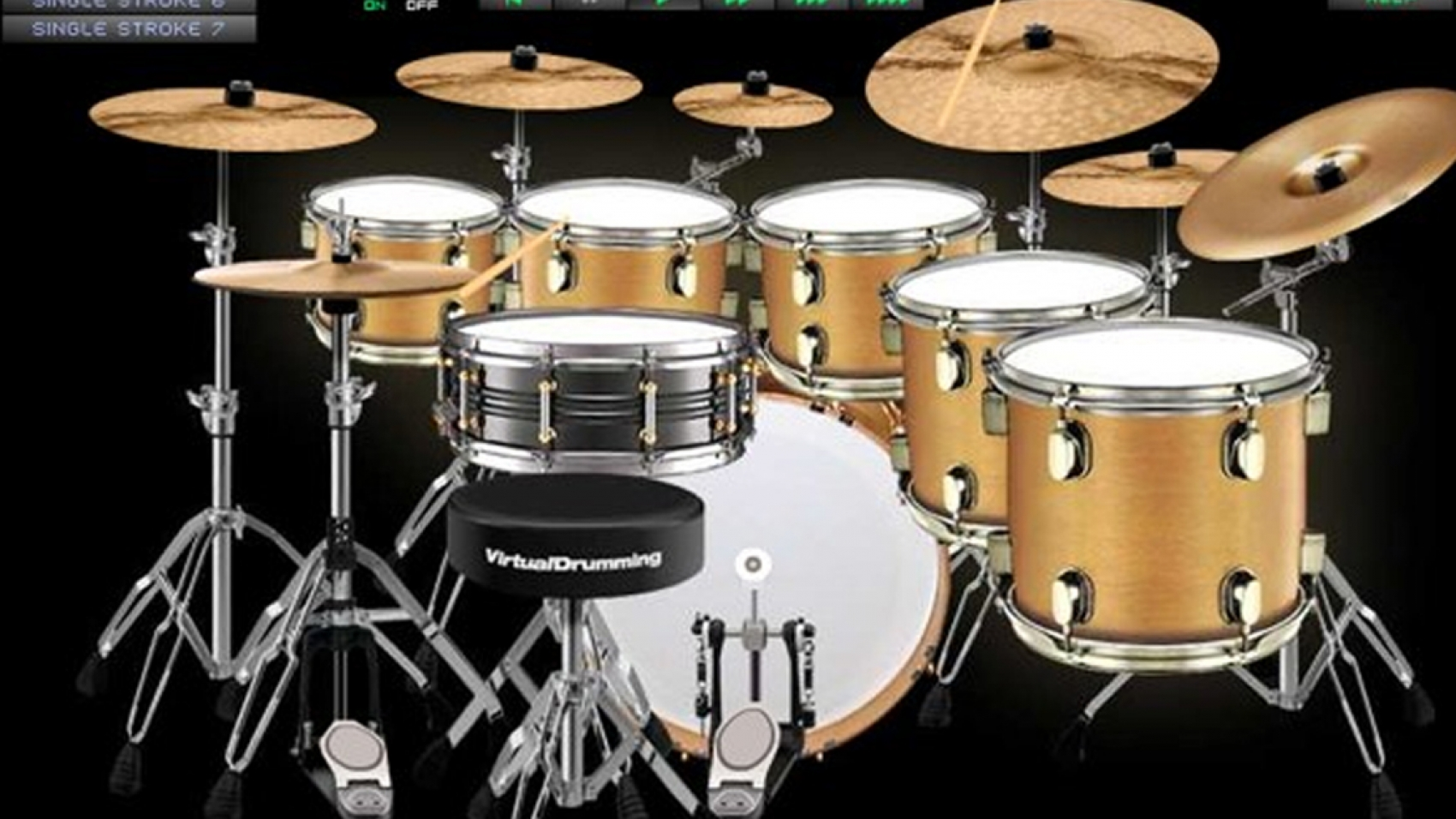 Drums Classes in Bangalore