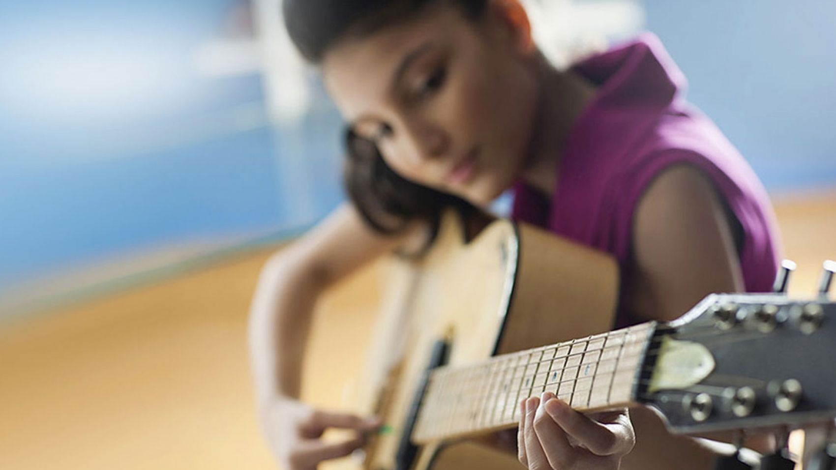 Guitar Classes in Bangalore